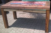 INDONESIAN BOATWOOD FURNITURE