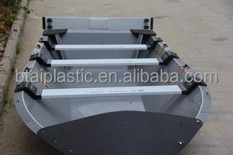 Rotate boat mold