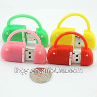 Promotional OEM 2gb store novelty shape usb flash drive