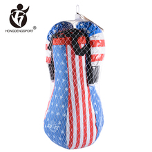 sandbag toys kids training mini net boxing bag punching with gloves
