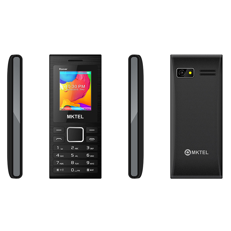 OEM China Mobile Phone 1.77inch 128*160 Spreadtrum 32M+32M Dual SIM Roover GSM Bar Phone
