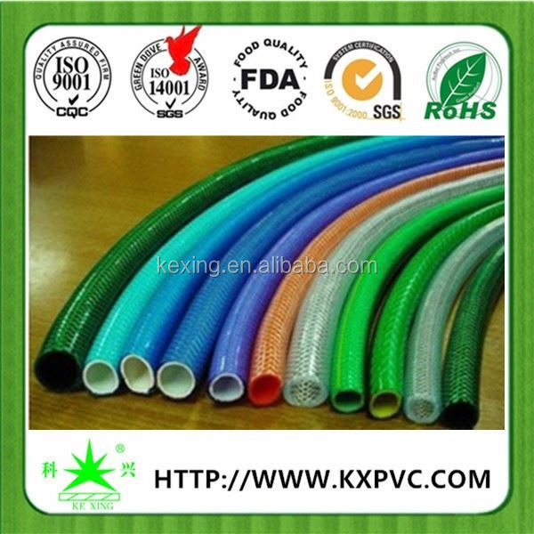 HOT best selling plastic products pvc garden hose