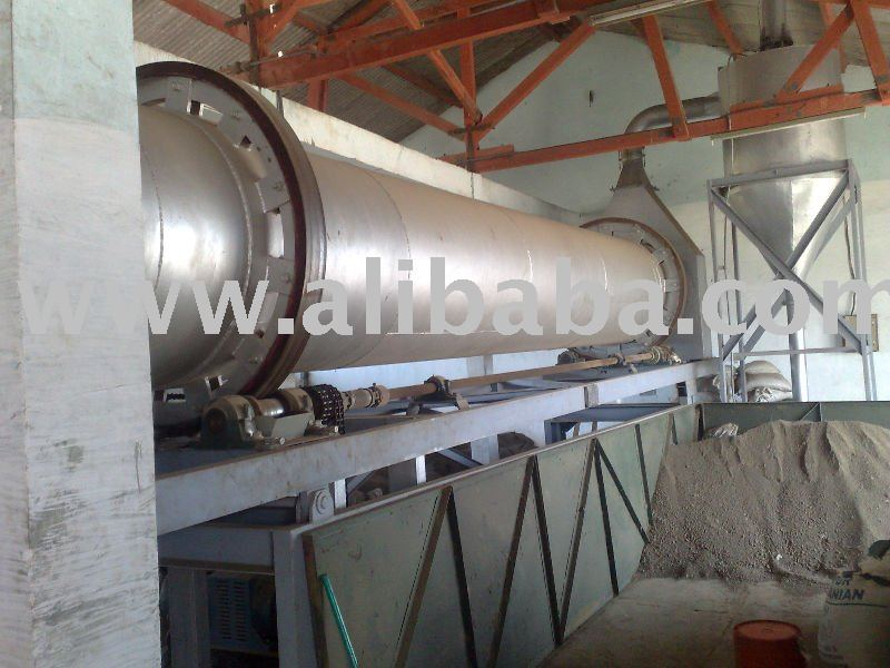 Rotary Dryer & Coal Dryer