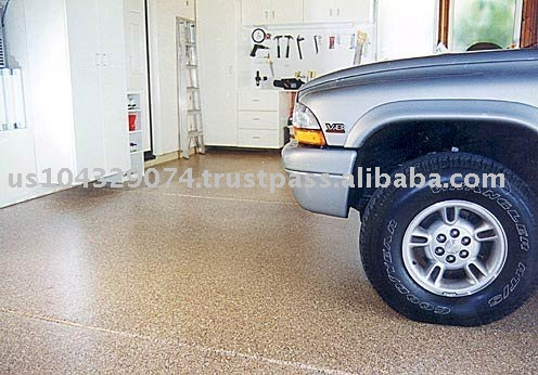 Ultra Surface Products Color Sand Epoxy Floor Coating