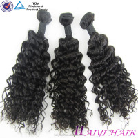 Factory sale natural colour 7A 14inch curly hair cambodian