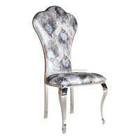 unique style dining chair luxury velvet sex chair