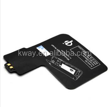 Qi Wireless Charger Receiver Wireless Charging adapter for Samsung Galaxy S4 i9500 i9505 S3 S5 Note 2 ii Note 3 III