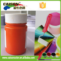 Shanghai supplying Pigment orange emulsion in coloring paints