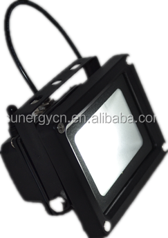 Energy saving solar panel 6V 6W 5M wire solar flood light