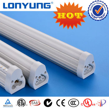 T5 LED Directly Install TUV SAA CE RoHS ETL Approval t5 fluorescent lamp 900MM 1200MM 1500MM
