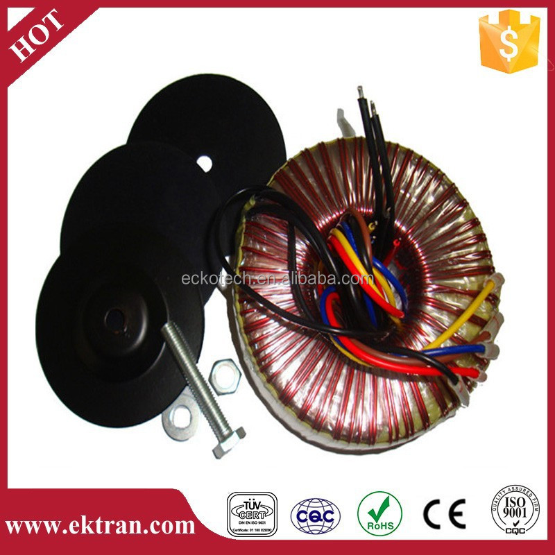 Magnetic transformer 230vac to 24vac