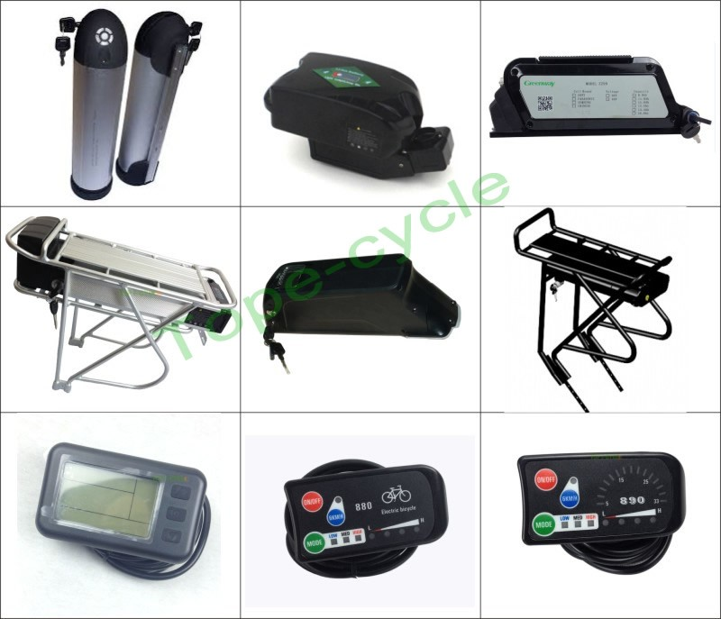 Top 48v 500w Bafang Best Selling 2017 Electric Bike Kit