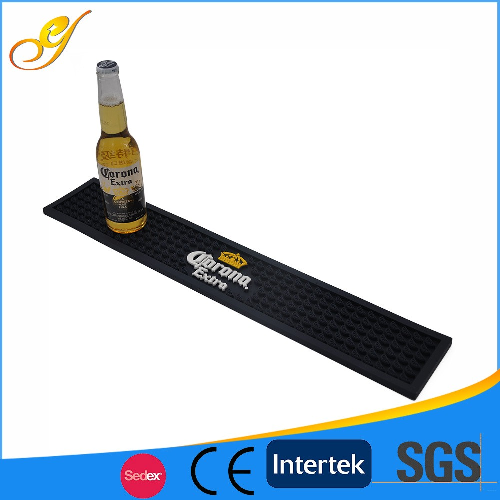 Made In China Popular Bar counter Use Rubber Drip Mat