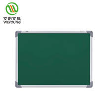 Good writing magnetic green chalk board 45x60cm
