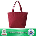 600D Polyester Canvas Tote Bag