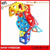 2014 Magnetic Building Brick Games