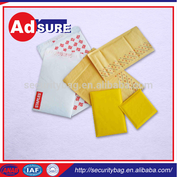 Manufacture Bubble Mailer/Custom Bubble Envelope/Self-sealing Kraft Paper Bubble Mailer