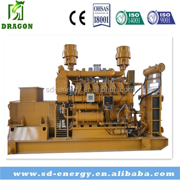 fuel LNG LPG CNG small power plant 250kW methane natural gas generator set, made in China for power electric
