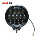 "Loyo DOT E-mark led off-road light 7"" 105w ancillary Jeep headlight bumper lights"
