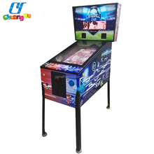 Coin Operated Chinese Stern Arcade Gambling Video Pinball Game Machine For Sale