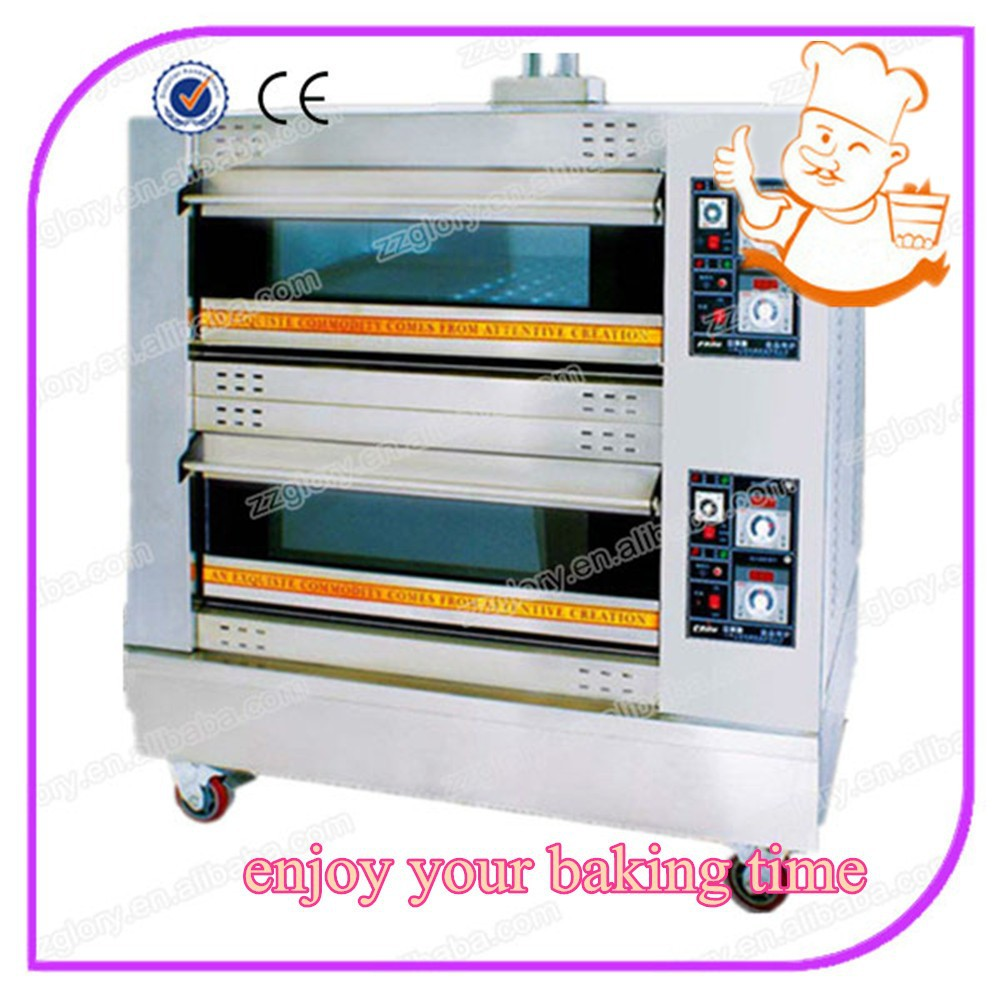 CE ISO Approved Energy Saving Gas Manufacture Wholesale Arabic Bread Oven