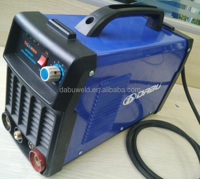 NEW ARRIVAL CE TIG MMA IGBT inverter welding machine