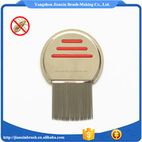 Bulk factory fancy stainless steel lice comb