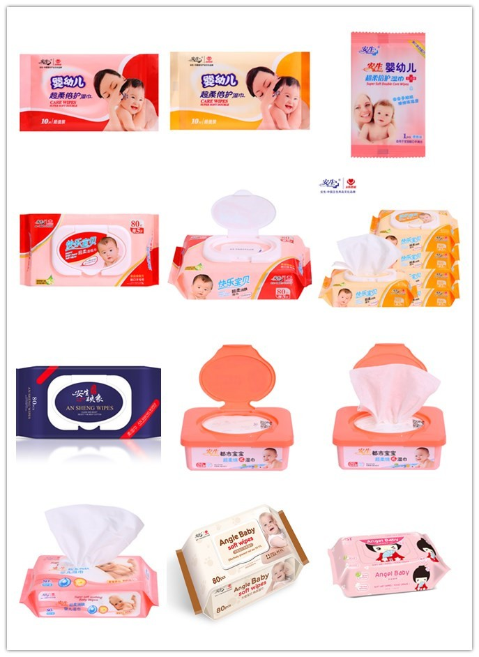 single pack Antiseptic disposable Wet Towel for Hotel