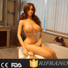 the best 2016 new skeleton silicone sex doll 165cm Global luxury real girl doll sex best selling products in USA