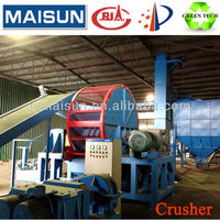 Environmental Used Tyre/truck tyre Recycling Plant