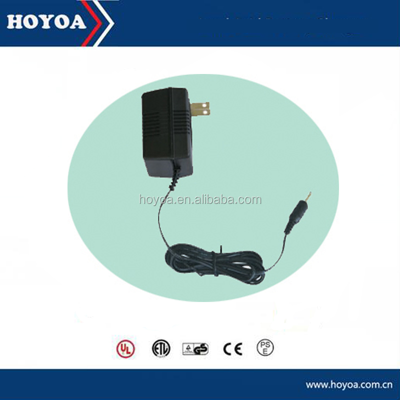2.4- 24VDC Universal Power Adapters and Converters 50-700ma with UL CUL ETL CETL