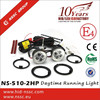 China supplier led drl fog light, flexible led drl/ daytime running light with E4 R87