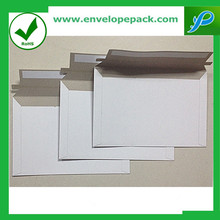 Custom Adhesive Peel and Seal Business Double Window Envelopes