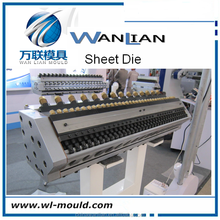 extruder mold film lamination Sheet extrusion flat die head