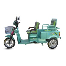 Hot Sale Adult Three Wheel Electric Tricycle With Passenger Seat