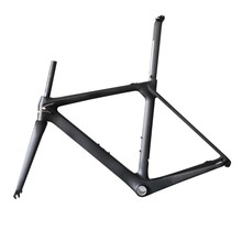 2017 wholesale OEM carbon road bike frame 700C cycling frames
