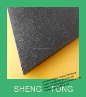 10 mm clear wall protection sheets, surface protection materials, grinding leather,