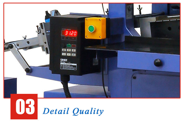 JH-250 roll to roll digital label printing machine for self adhensive and ribbon