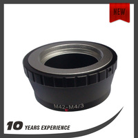 Camera Lens Adapter Ring of M42-M4/3 For Screw Mount M42 canon Lens TO Micro M 43 4/3 Olympus