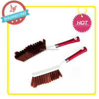 hair easy clean and dust PET soft Hair clean bed brushes Natural dusting hand tool sets SY3301