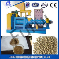 Floating fish pellet machine/fish food making machine for sale