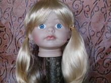Fashion doll wigs various styles