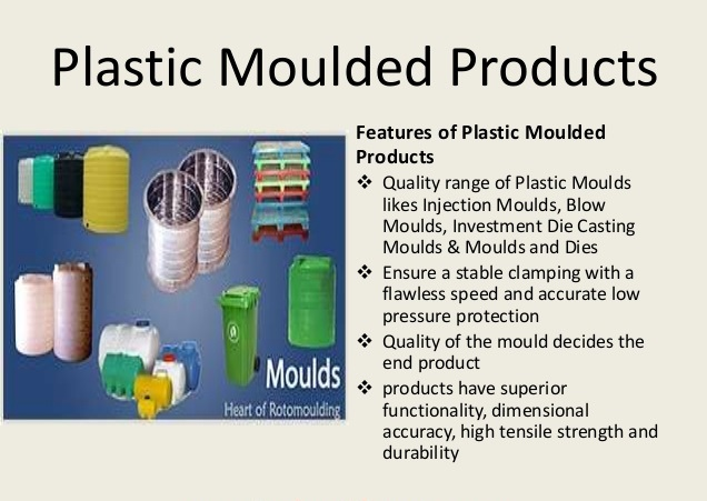 Natural plastic molded wpc mold with high quality