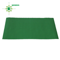 Green Oven liner Bbq Grill Mat/Easy Clean non-stick bbq cooking mat