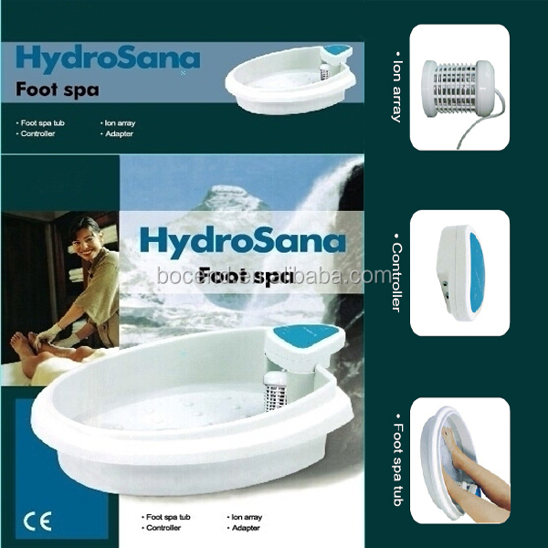OEM bio detox foot spa/hydro sana detox foot spa