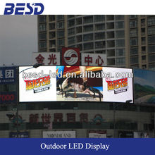 P16 Epistar/Cree/Nichia/Silan chip LED display, different price top quality,long lifespan LED screen