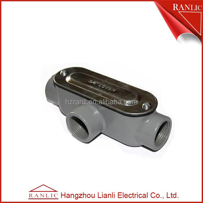 Aluminum Conduit Outlet Body Type T Series
