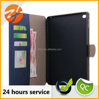 High quality tpu leather case for ipad air 2,tablet case with sleep and awake function for ipad air 2