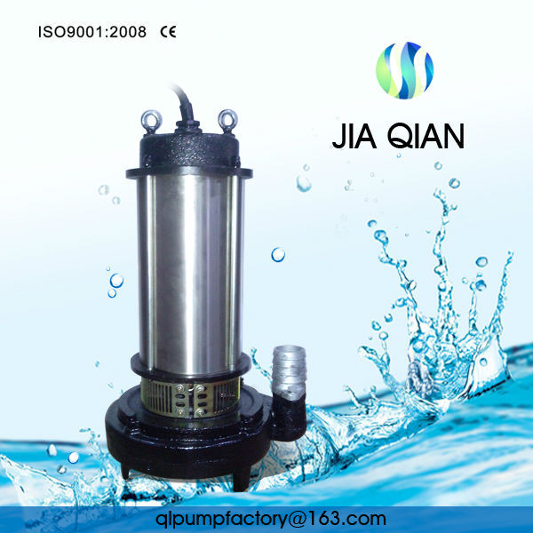infusion electric submersible water pump motor price