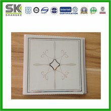 PVC ceiling board manufacturer direct from Haining made in China